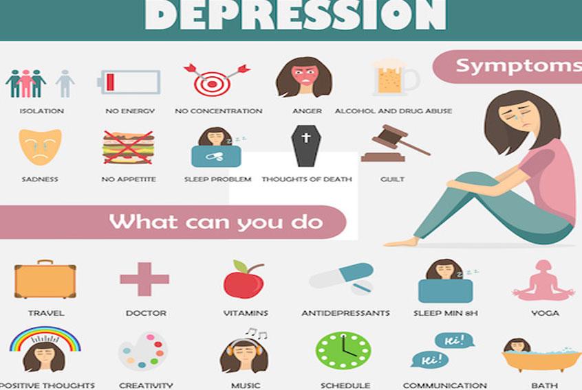 Depression Ups Stroke Risk Even After Symptoms Ease